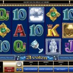 Avalon – Slot von Microgaming