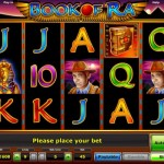Book of Ra – Slot von Novoline