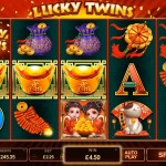 Lucky Twins – Slot von Microgaming