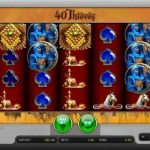 40 Thieves – Slot von Bally Wulff