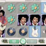 Jimi Hendrix – Slot von Netent